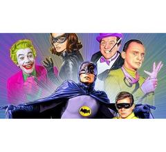 Batman e Robin tutta la serie tv anni 60 completa