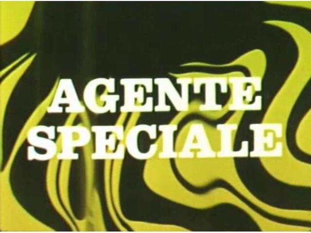 Agente Speciale serie televisiva completa anni 60