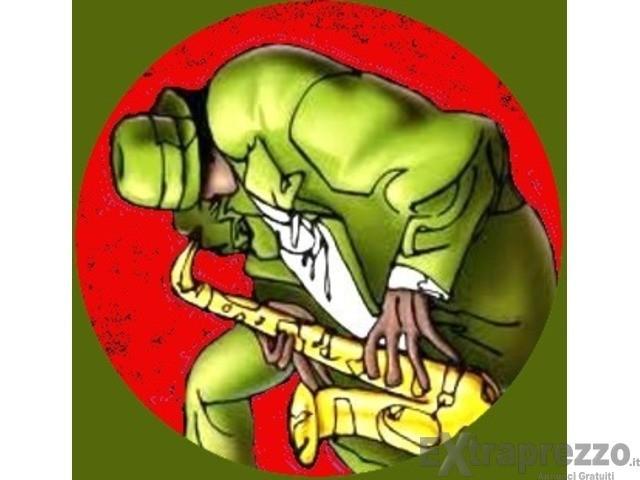 lezioni di sassofono anche a principianti di qualsiasi eta