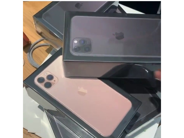 2019 Apple iPhone 11 Pro Max Apple iPhone 11 Pro e altri