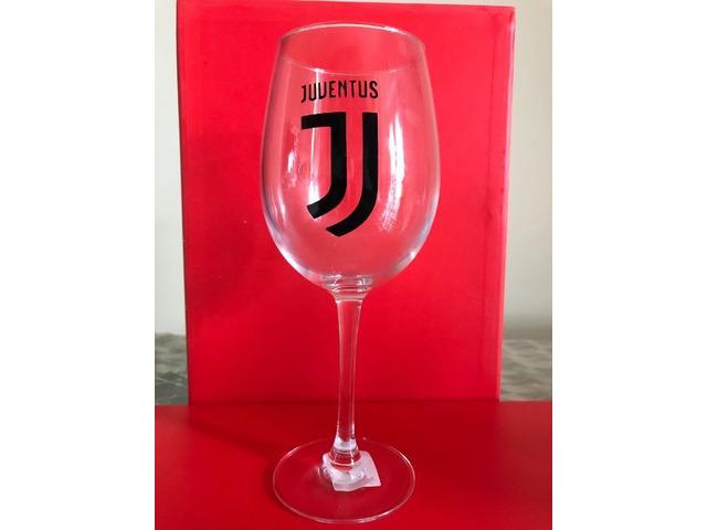 Altro - Bicchiere vino Juventus