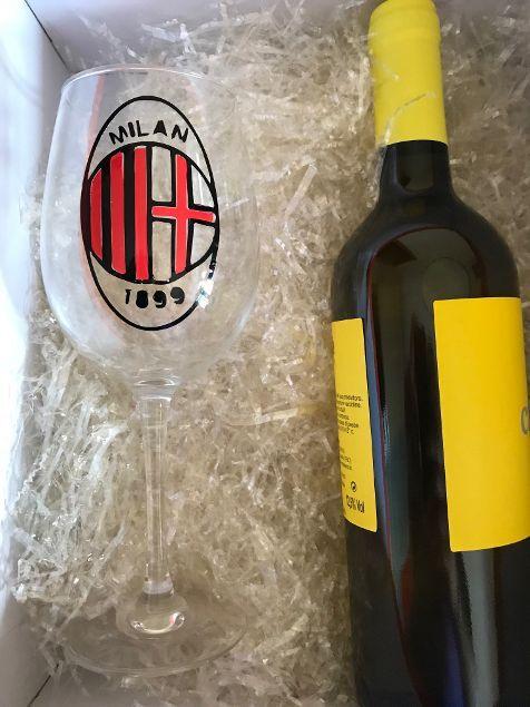 Altro - Bicchiere calice Milan
