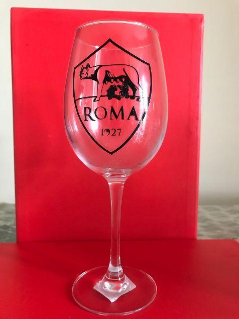 Altro - Bicchiere calice vino Roma