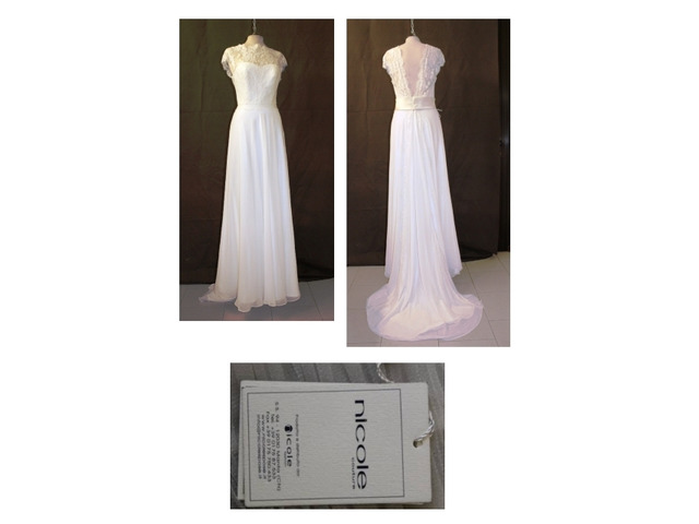 Abbigliamento - Vendita fallimentare abiti da sposa 200pz