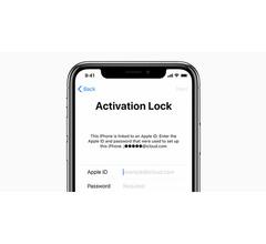 Sblocco icloud iphone ipad