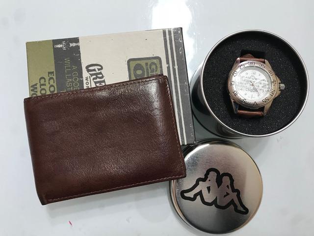 Orologio Kappa + Portafoglio