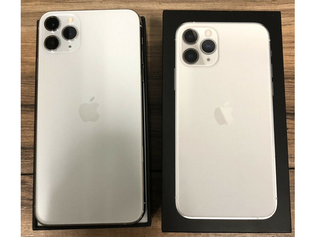 Apple iPhone 11 Pro 64GB €500,iPhone 11 Pro Max 64GB €530