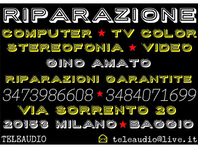Riparazione Computer-Tv