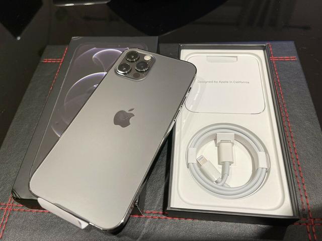 Apple iPhone 12 Pro 128GB costo 500EUR, iPhone 12 Pro Max 128GB costo 550EUR