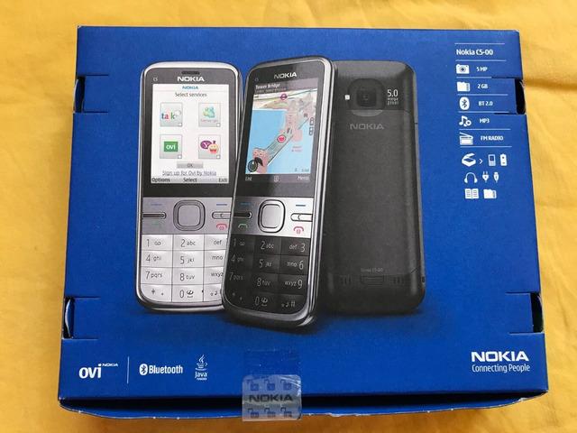 Nokia C5 - 00 - 5MP