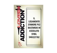 LOVE ADDICTION Il Legamento damore più BASTARDO in assoluto 3461227782 SYBIL