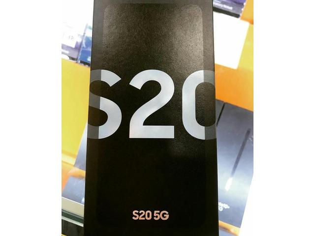 Samsung Galaxy Z Flip, S20 Ultra 5G, FOLD 5G, S20 e