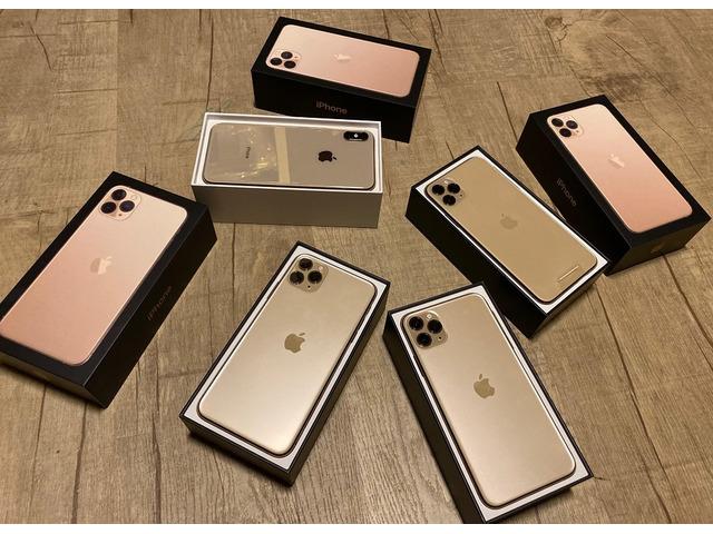 Apple iPhone 11 Pro 64GB per 400 EUR e APPLE Watch Series 5 Cellular 40mm per 280 EUR