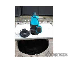pompa immersione fogna acque nere prezzo