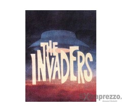 Gli Invasori serie tv completa anni 60