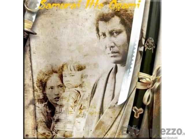 Samurai Itto Ogami serie tv completa anni 70