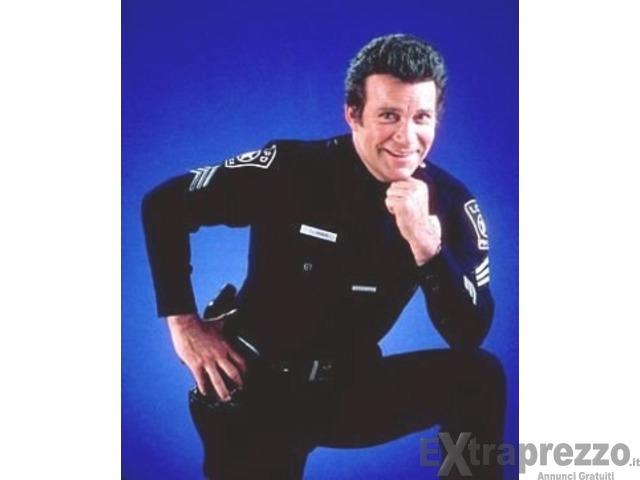 T.J.Hooker serie tv completa anni 80 - William Shatner