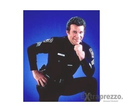 T.J.Hooker serie tv completa anni 80 - William Shatner