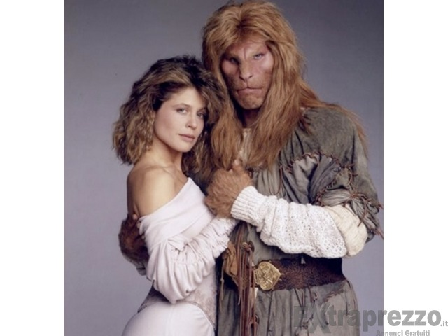 La bella e la bestia telefilm completo anni 80 - Linda Hamilton