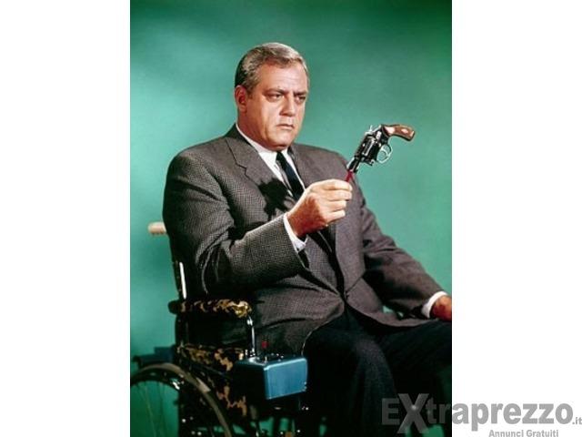 Ironside telefilm anni 70 completo - 8 stagioni