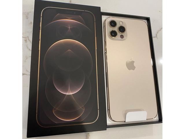 Apple iPhone 12 Pro = €500 EUR, iPhone 12 Pro Max = €550EUR, iPhone 12 =430EUR