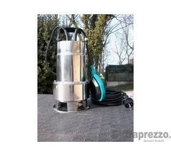 prezzo pompe di sentina drenaggio inox monofase 230v ac