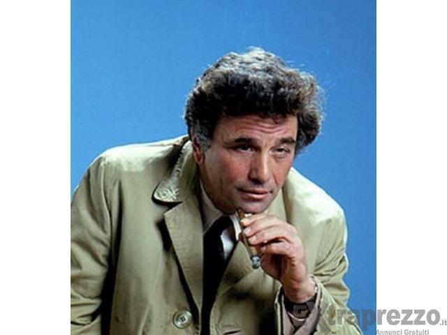 Tenente Colombo serie tv completa anni 60/70 - Peter Falk