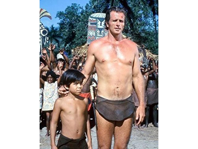 Tarzan serie tv anni 60 - Ron Ely