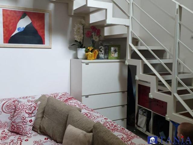 Case - Appartamento con mansarda carrara