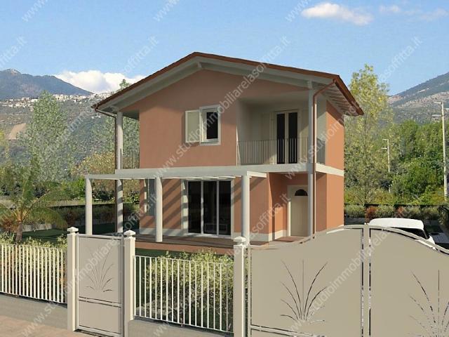 Case - Piano di conca villa singola di nuova costruzione