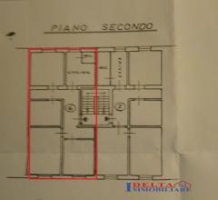 Livorno - centrale - grande appartamento da ristrutturare