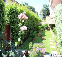 Terra tetto con giardino ad avenza