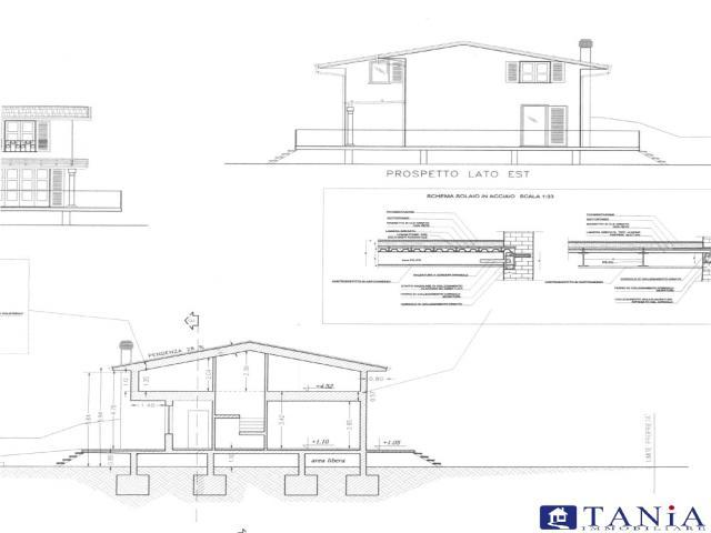 Case - Terreno edificabile per mono o bifamiliare a marina di carrara zona battilana rif 3388