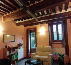 Appartamento con giardino centro storico di lucca