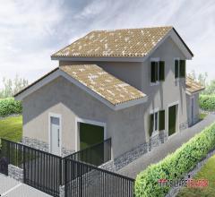 Case - Villa unifamiliare di nuova costruzione