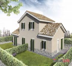 Case - Villetta bifamiliare di nuova costruzione