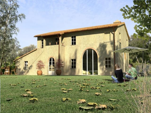Case - Casolare da ristrutturare in vendita zona palaia