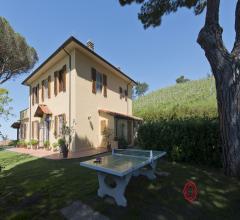 Case - Villa con vista mare della versilia