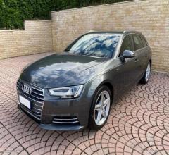 Audi a4 avant 2.0 tdi 190cv s tr. s line ed.
