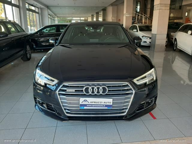 Audi a4 2.0 tdi 190cv quattro s tr. sport