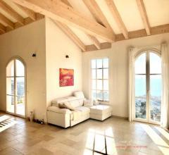 Villa panoramica vista mare