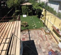 Porzione di bifamiliare terratetto con giardino a molicciara rif 3434