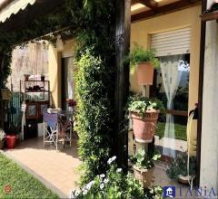 Villetta a schiera con giardino a san lazzaro rif 3433