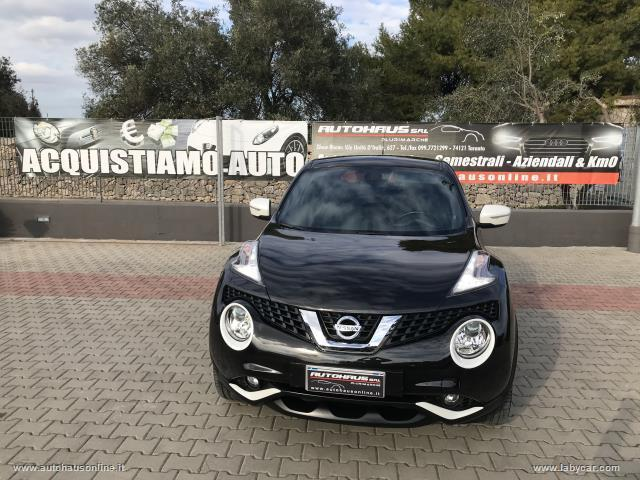 Auto - Nissan juke 1.5 dci s&s n-connecta