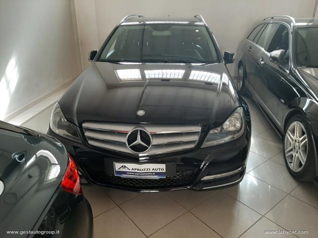 Auto - Mercedes-benz c 200 cdi s.w. blueefficiency avantgarde