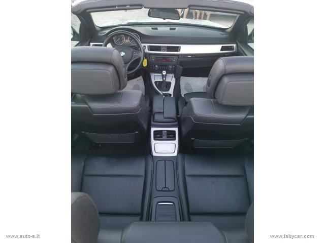 Auto - Bmw 320d cabrio futura