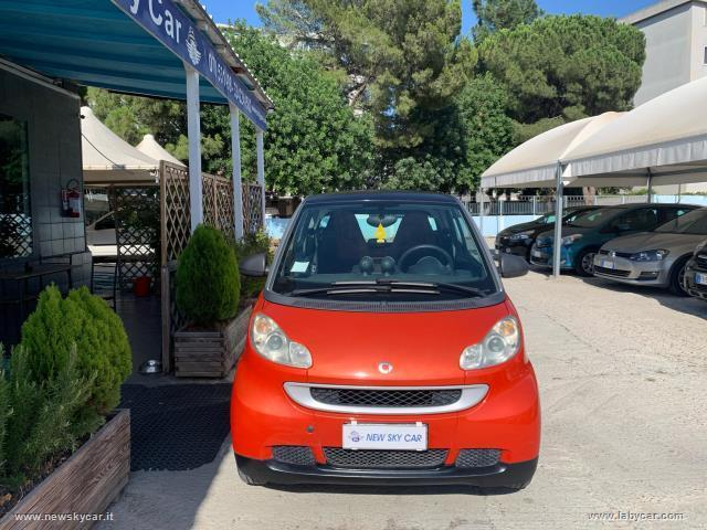 Auto - Smart fortwo 1000 52kw coupé passion