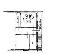 Appartamento - via talamonese 15