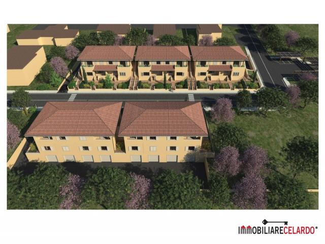 Case - Appartamento di nuova costruzione a colle di val d' elsa