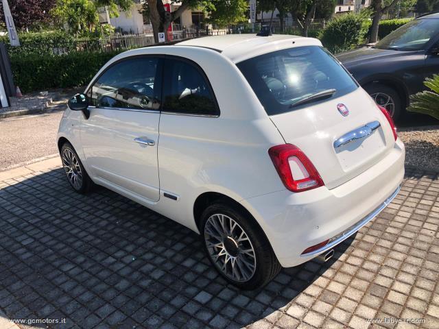 Auto - Fiat 500 1.2 lounge